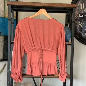 New Boho top, No tags but never used